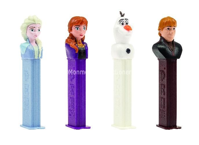 Pez Frozen 2 (Pez Candy) 12 Count
