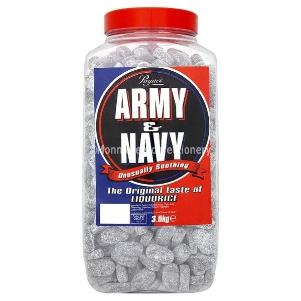 ARMY & NAVY JAR (PAYNES) 3.5KG