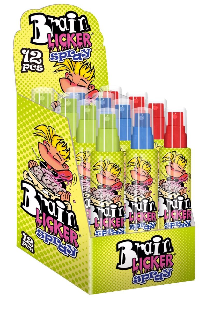 Hannah's Brain Licker Spray 12 Pack