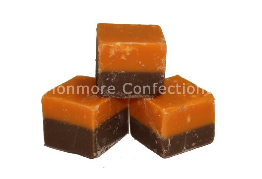 CHOCOLATE & ORANGE FUDGE (FUDGE FACTORY) 2KG