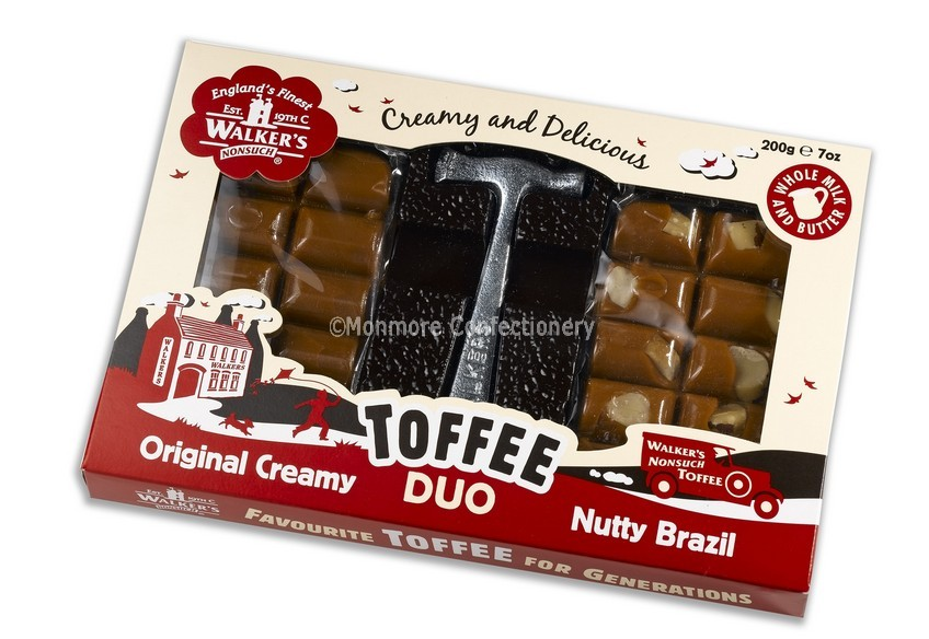 walkers toffee duo pack