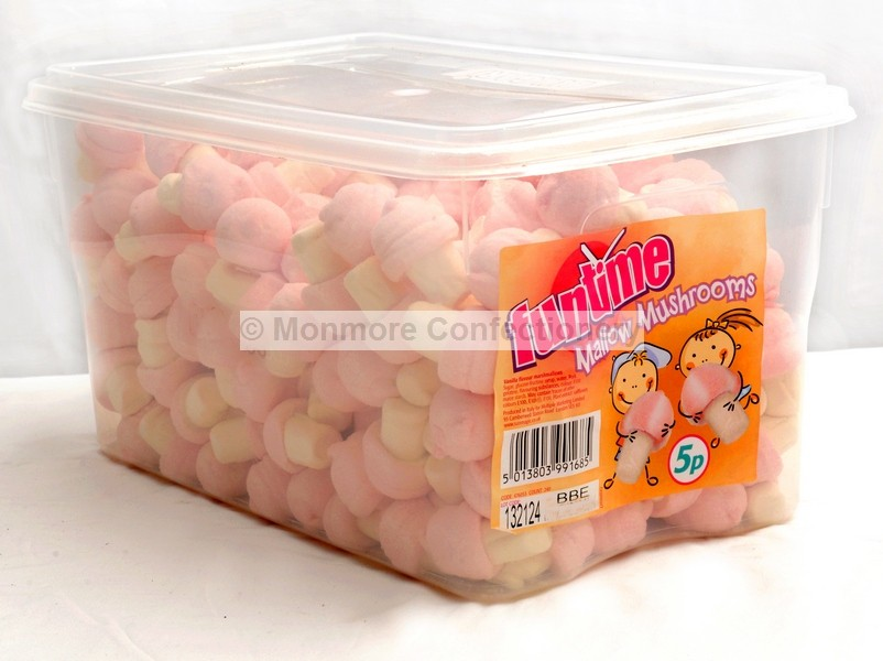 MALLOW MUSHROOMS (FUNTIME) 240 COUNT