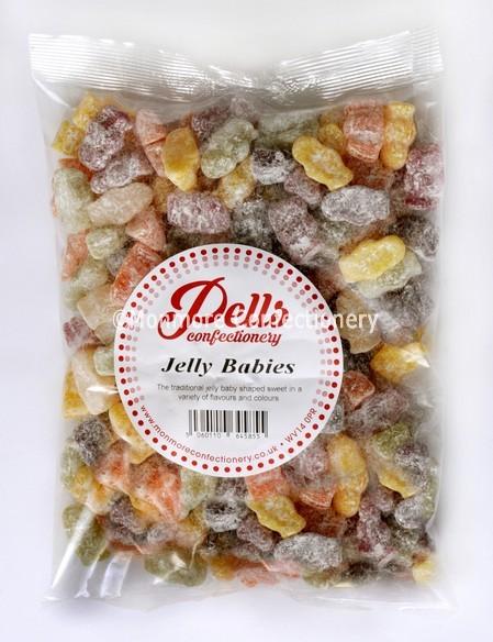 Pells Jelly Babies 1kg Bag