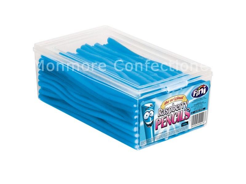 BLUE RASPBERRY PENCILS (FINI) 100 COUNT