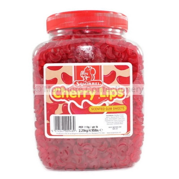 CHERRY LIPS (SQUIRREL) 2.25KG