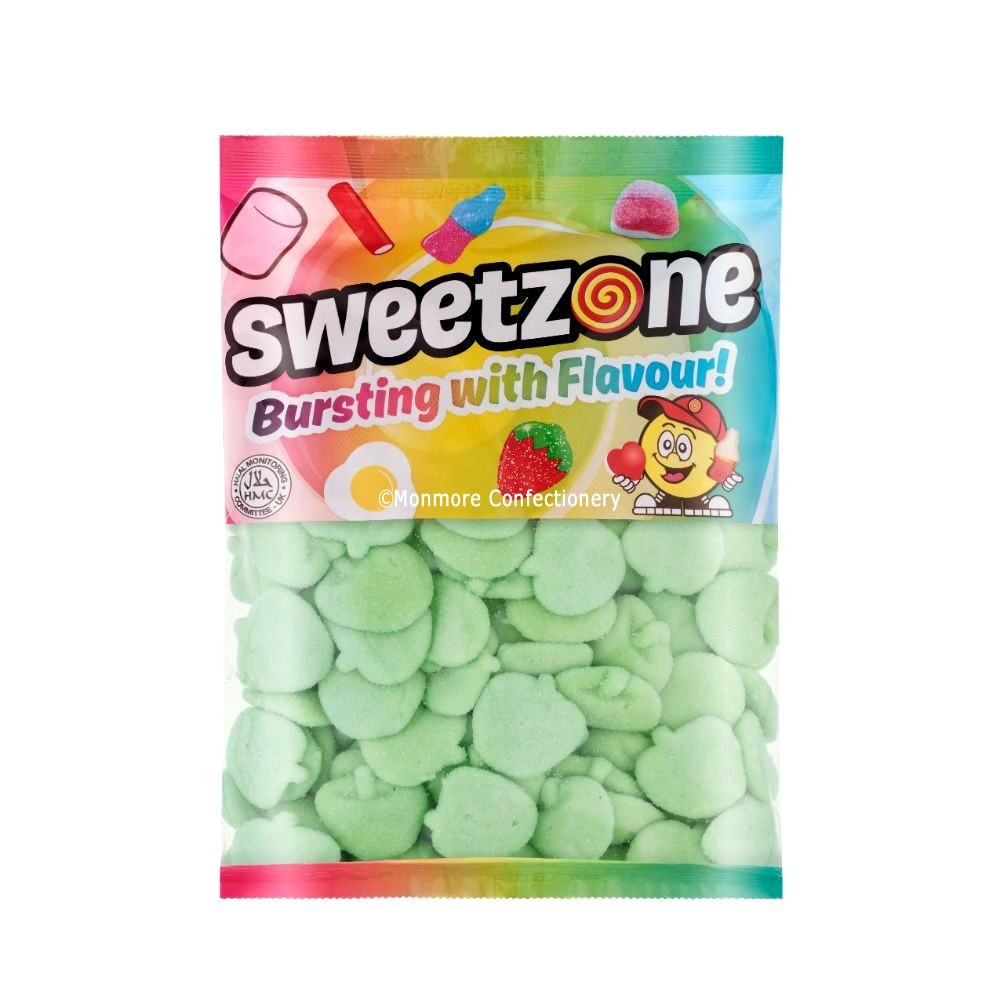 Fizzy Foam Apples (Sweetzone) 1kg