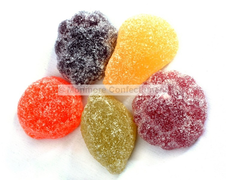 FRUIT PASTILLES (TAVENERS) 3KG