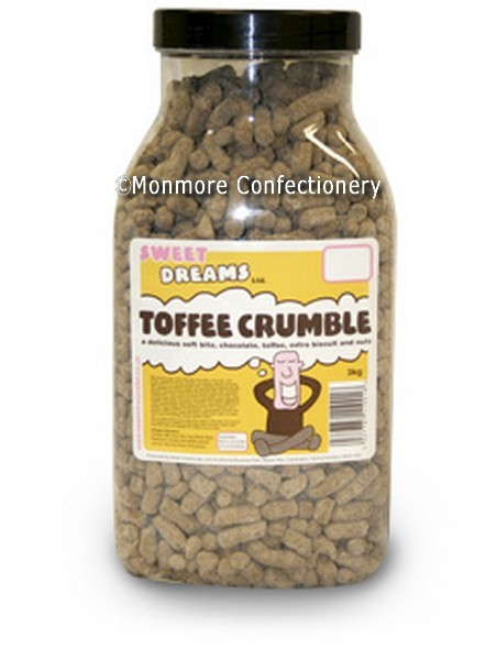 Toffee Crumble Original Sweet Dreams Image with Watermark