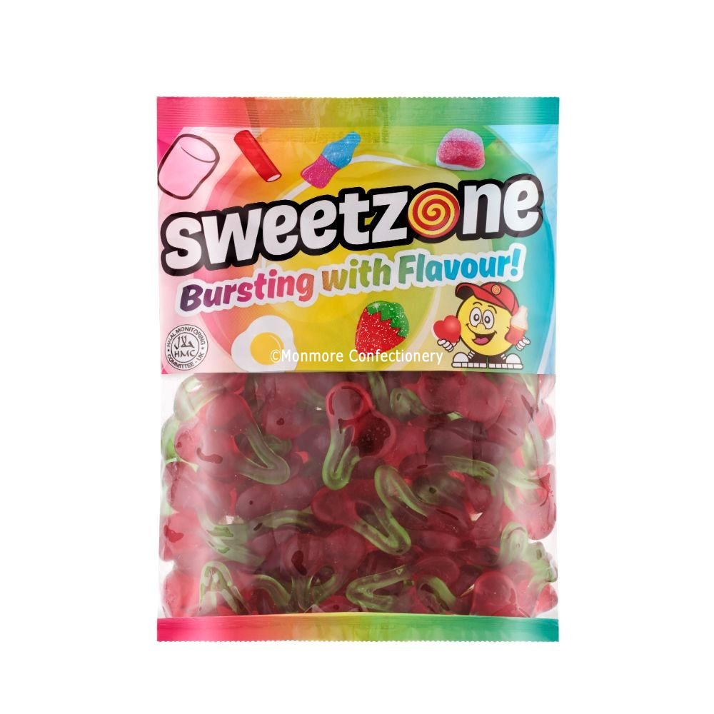 Twin Cherries (Sweetzone) 1kg Bag