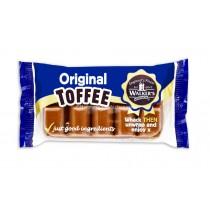 walkers noncush original creamy toffee