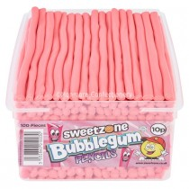Bubblegum Pencils (Sweetzone) 100 Count