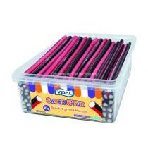 BLACKCURRANT PENCILS (VIDAL) 100 COUNT