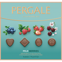 MILK BERRIES CHOCOLATE BOX (PERGALE) 117g