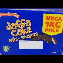 House Of Lancaster Jaffa Cake Mis-Shapes 1kg