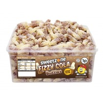 Fizzy Cola Bottles Tub (Sweetzone) 600 Count