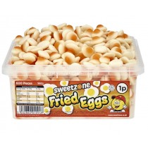 Fried Eggs Tub (Sweetzone) 600 Count