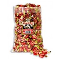 REAL CHOCOLATE TOFFEES (WALKERS NONSUCH) 2.5KG