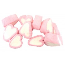 LARGE HEART MALLOWS (KINGSWAY) 1KG