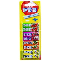 FRUIT MIX REFILLS (PEZ CANDY) SINGLE PACK OF 8