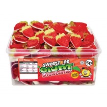 GIANT STRAWBERRIES TUB (SWEETZONE) 120 COUNT