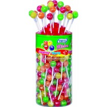 Assorted Fruit Flavour Lollies (Vidal) 150 Count