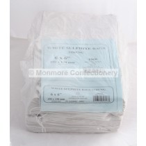 PAPER SULHITE BAGS 6INCH X 6INCH (1000 COUNT)