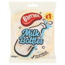 MILK BOTTLES (BARRATT) 12X £1