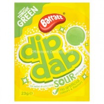 Sour Dip Dabs 23g (Barrat) 24 Count