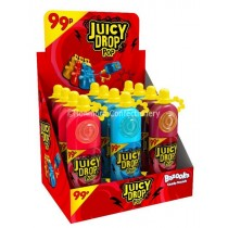 Juicy Drop Pops (Bazooka) 12 Count