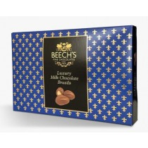 LUXURY MILK CHOCOLATE BRAZILS GIFT BOX (BEECHES) 145g