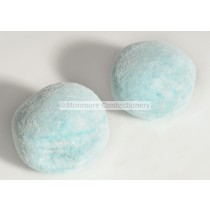 TOFFEE CENTRED BLUE RASPBERRY BON BONS (BRISTOWS) 3KG