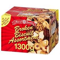 House Of Lancaster Broken Biscuit Assortment 1300g