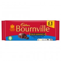 Cadbury Bournville Old Jamaica Dark Chocolate 18x100g