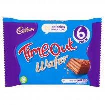Cadbury Timeout Bars 13X6 Multipack