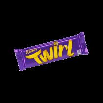 CADBURY TWIRL SINGLES 48x43g