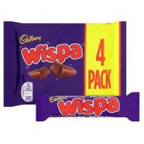 Wispa 4 pack