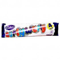 Cadburys Curly Wurly 28 x 4 Bar Multipack
