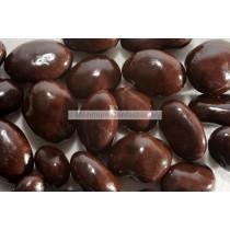 DARK CHOCOLATE COATED RAISINS (CAROL ANNE) 3KG