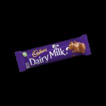 Cadbury Dairy Milk Singles 48x45g