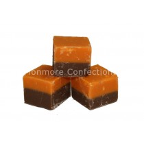 CHOCOLATE & ORANGE FUDGE (FUDGE FACTORY) 2KG