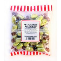 CHOCOLATE LIMES (MONMORE) 225g