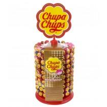Chupa Chups Best Of Lollipops Wheel 200 Count
