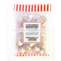 monmore confectionery coconut mushrooms 160g