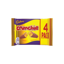 crunchie 4 pack