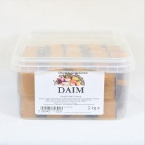 Daim Bar Flavour Fudge (Fudge Factory) 2kg