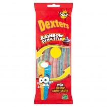 SOUR RAINBOW DYNA STIX (DEXTERS) 12x180g