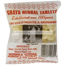 HERBAL TABLETS 60g BAGS (GRAYS) 30 COUNT
