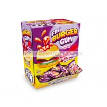 BURGER BUBBLEGUMS (FINI) 200 COUNT