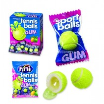 FINI TENNIS BALL BUBBLEGUMS 200 COUNT