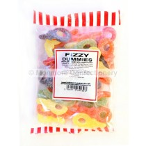 monmore confectionery fizzy dummies 225g bag